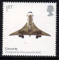 GB 2009 QE2 1st British Design Classics Concorde Umm SG 2891 ( L1129 ) - Ungebraucht