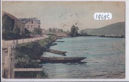 YVOIR- GODINNE- VALLEE DE LA MEUSE- - Yvoir