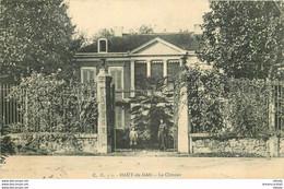 M. 64 HAUT-DE-GAN. Le Château Avec Animation 1912 état Impeccable - Altri Comuni