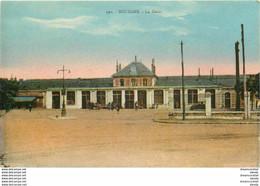 18 BOURGES. La Gare - Bourges