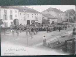 54 , Pexonne, Nos Soldats Au Repos En 1915 - Altri Comuni