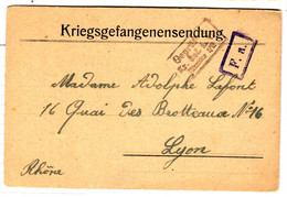 48658 - CAMP DE  MÜNSTER - Cartas