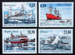 Greenland 2005   Minr.441-44     MNH  ( ** ) ( Lot  F 961  ) - Unused Stamps