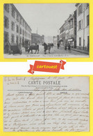 CPA PERPIGNAN *** 66 *** Place Et Caserne Saint MARTIN - 18 Juin 1911 Très Peu Courante - Perpignan