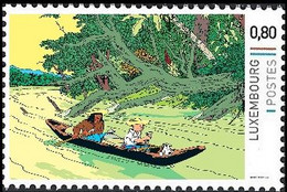 Timbre Privé** - Kuifje/Tintin - Milou/Bobbie - Haddock - L'oreille Cassée / Het Gebroken Oor / The Broken Ear - Stripsverhalen