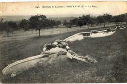 CPA N°262 - ENVIRONS DE LOUVIERS - PINTERVILLE - LE PARC - Louviers