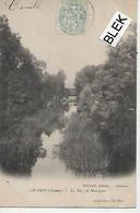 89 . Yonne . Champs  Sur Yonne : Le Bief  De Marsigny . - Champs Sur Yonne