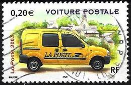 France 2003 - Mi 3754 - YT 3612 ( Mail Delivery Van - Renault ) - Usati