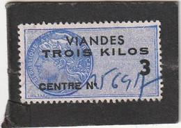 T.F Viandes N°82 - Fiscale Zegels