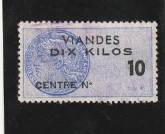 T.F Viandes N°84 - Fiscale Zegels