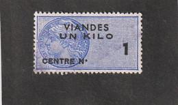 T.F Viandes N°81 - Fiscale Zegels