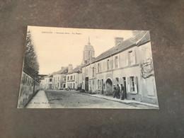 Carte Postale Amillis Grande Rue La Poste - Other Municipalities