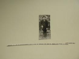 "Origineel Knipsel ( E 144 ) Uit Tijdschrift "" Ons Volk "" 1937 :  Fr. Luyten  Schaffen ( Limburg ) - Non Classificati"