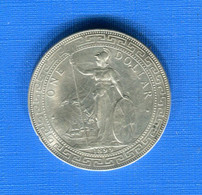 Britannia  Issues  1899  Dollar  Arg  26  Gr  96 - Zonder Classificatie