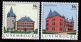 Luxemburg 1995 Tourism Y.T. 1325/1326 ** - Nuovi