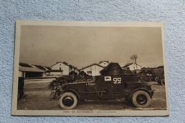 Camp De Mourmelon, Auto Mitrailleuse, Militaria, Marne 51 - Material