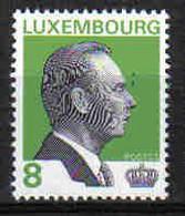 Luxemburg 1997 Grand-Duc Jean Y.T. 1365 ** - Nuovi