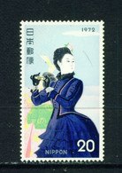 JAPAN  -  1972 Philatelic Week 20y Never Hinged Mint - Nuevos