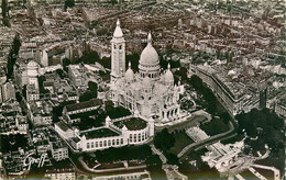 CPSM Paris-Basilique Du Sacré Coeur De Montmartre   L736 - Sacré Coeur
