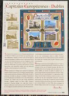 ⭐ France - Document Philatélique - Premier Jour - Capitales Européennes Dublin - YT Bloc Nº F 5384 - 2020 ⭐ - 2010-....