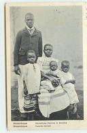 Mozambique - Familla Christa - Mozambique