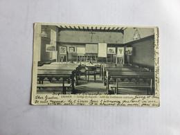 ENGHIEN  COLLEGE ST-AUGUSTIN : SALLE DES CONFERENCES PUBLIQUES 1904 - Enghien - Edingen