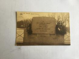 VILVOORDE 1929  MONUMENT TREZIGNIES - Vilvoorde