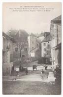01 - CHATILLON-DE-MICHAILLE - Place D'En-Haut Et Maison Callet-Ravinet - Michaux 206 - Otros Municipios