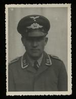 WW II Foto 8 X 5,5 Cm Militär Luftwaffe: Gebraucht , Bedarfserhaltung. - Covers & Documents