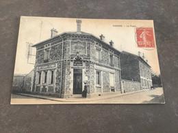 Carte Postale Crosne La Poste - Crosnes (Crosne)