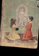 Livre Ancien Mon Histoire Sainte De Mlle Brès Hachette Paris Scolaire Bible - Hachette
