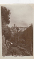 SIENA-PANORAMA-CARTOLINA VERA FOTOGRAFIA-NON VIAGGIATA-1920-1925 - Siena