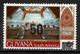 Guyana Overprint New Value On Previous Stamps Lot #3 - Guyana (1966-...)
