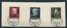 MiNr. 306-308 Briefstück - Danzig