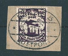 MiNr. 67 Briefstück - Danzig