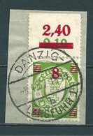 MiNr. 241 Oberrand - Danzig