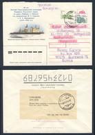 Rusland Russia Russie 1995 Brief Cover - 80 Jahr Russische Arctic Ocean Hydrographic Expedition, Taymyr, Vaygach 1910/15 - Storia Postale