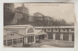 CPA PAU (Pyrénées Atlantiques) - Les Nouveaux Garages Des Etablissements COUGET - Pau