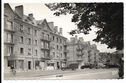 14-VIRE- Rue Des Teintures, Nouvelles Constructions... 1957  Animé - Vire