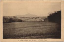 CPA HENDAYE Le Golf D'Hendaye - Le 4e Parcours - Au Fond La Rhune (1142956) - Hendaye