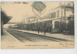 VILLIERS LE BEL - La Gare - Villiers Le Bel