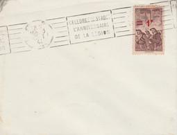 CELEBREZ L'ANNIVERSAIRE DE LA LEGION 1941 - Matasellos Conmemorativos