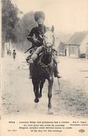 Armée Belge - 1914 - Cavalier Belge Cité Plusieurs Fois à L'ordre Du Jour Pour Ses Actes De Courage - Ed. E.L.D. 12ème S - Non Classés