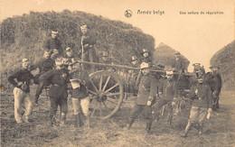Armée Belge - Une Voiture De Réquisition - Ed. Nels - Non Classés