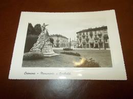 B787 Cremona Monumento A Garibaldi Viaggiata - Cremona