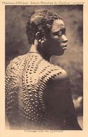 Burkina Faso - Tatouage (scarifications) Chez Les Syamous - Ed.Soeurs Blanches. - Burkina Faso