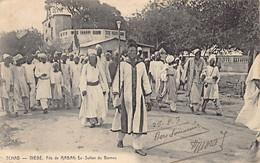 Tchad - Niébé, Fils De Rabah, Ex-Sultan Du Bornou - Ed.Inconnu. - Chad