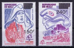 Mali 1992 Bicenternary Of The French Revolution - Mali (1959-...)