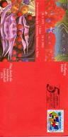 ONU Genève. Belle Enveloppe. 5 Ans De L'administration Postale Du Bureau De Vienne. - Covers & Documents