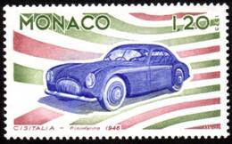 """:-) MONACO 1975 YT N°1026 NEUF** """"Évolution Des Lignes De L'automobile Cisitalia, 1946"""" - Unused Stamps"""